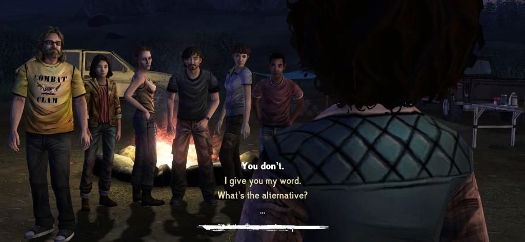 The Walking Dead 400 Days 3