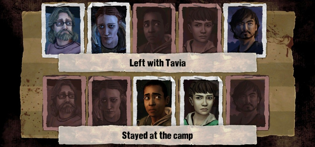 The Walking Dead 400 Days 5