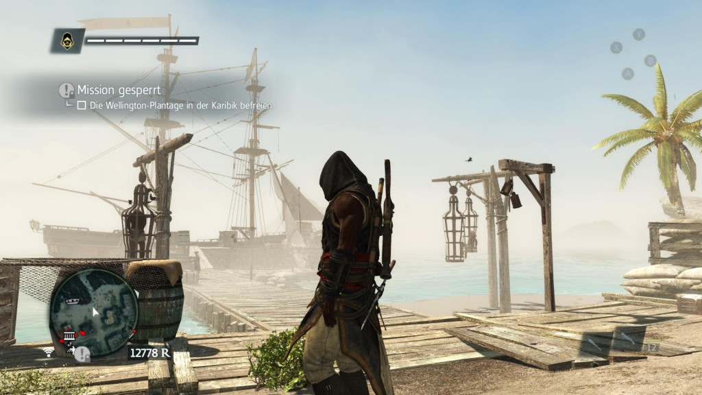 Schrei nach Freiheit Assassin's Creed IV Black Flag