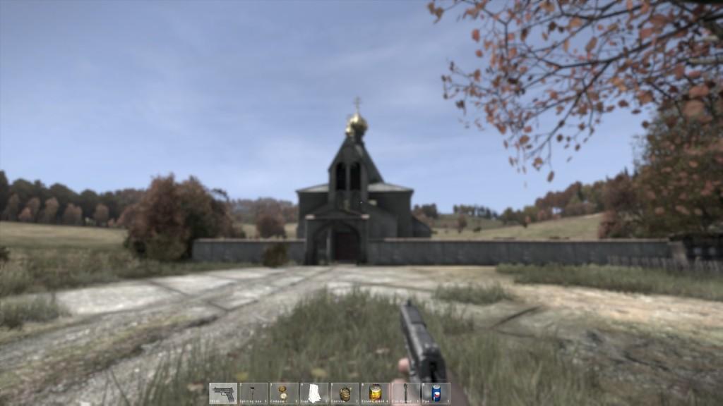DayZ Wanderführer Tour 3 Mogilevka Kirche