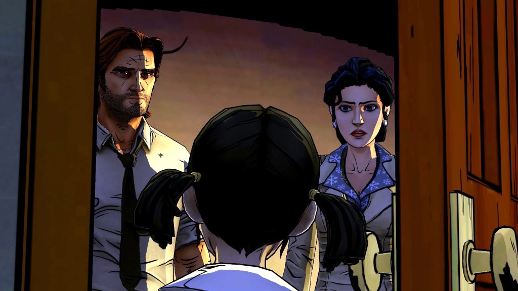 Hexenjagd in The Wolf Among Us Episode 3...