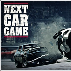 next car game logo next car game logo