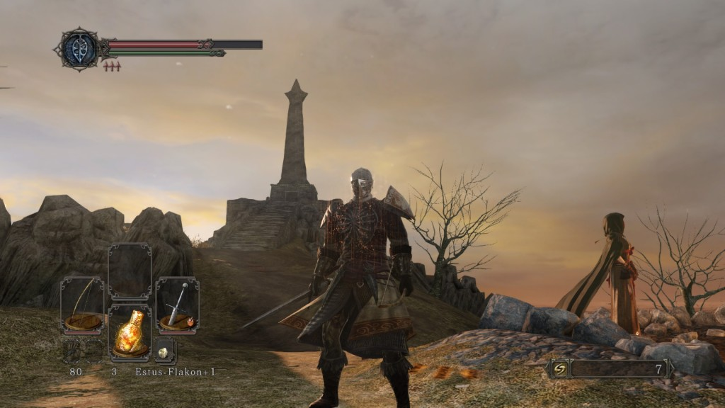 Perfektes Balancing, eine friedlich-modrige  Atmosphäre und ganz viel Herzblut. Dark Souls 2.