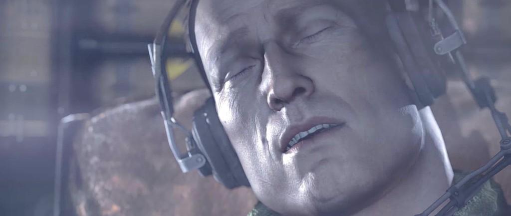 Die Wolfenstein Nazi-Geschichte beginnt erst einmal sehr emotional...