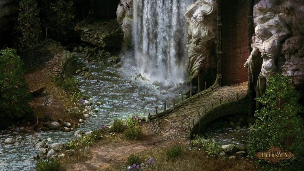 Wo Torment auftaucht, ist Pillars of Eternity nicht weit als zweites Old School-RPG im Spiele des Jahres 2015-Ranking.