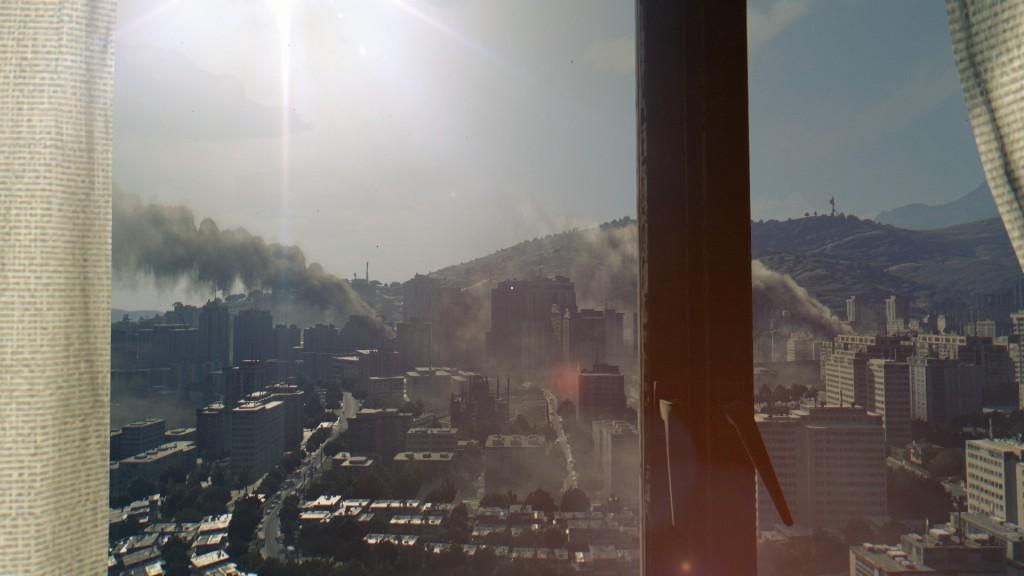 Nicht das einzige Zimmer mit fantastischer Aussicht in Dying Light.