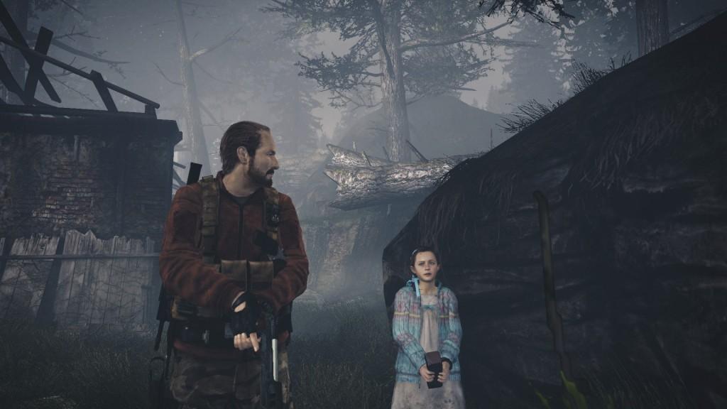 Das Zusammenspiel von Barry und Natalia gewinnt in Resident Evil Revelations 2 Episode 2 deutlich an Klasse.