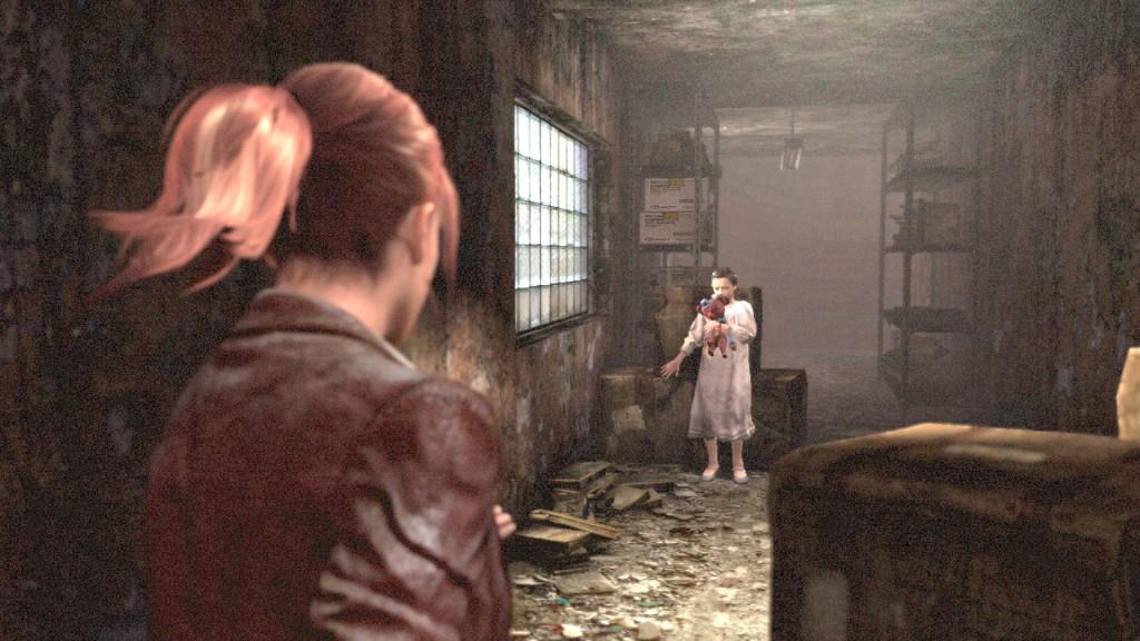 Natalia ist die Verknüpfung von und zu allem, wie uns die Resident Evil Revelations Episode 2 vermuten lässt.