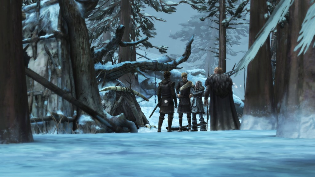 Game of Thrones  Sons of Winter Gared