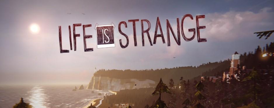 life is strange dark rom logo