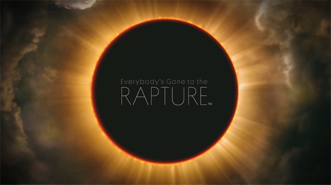 Everybodys gone to the rapture logo