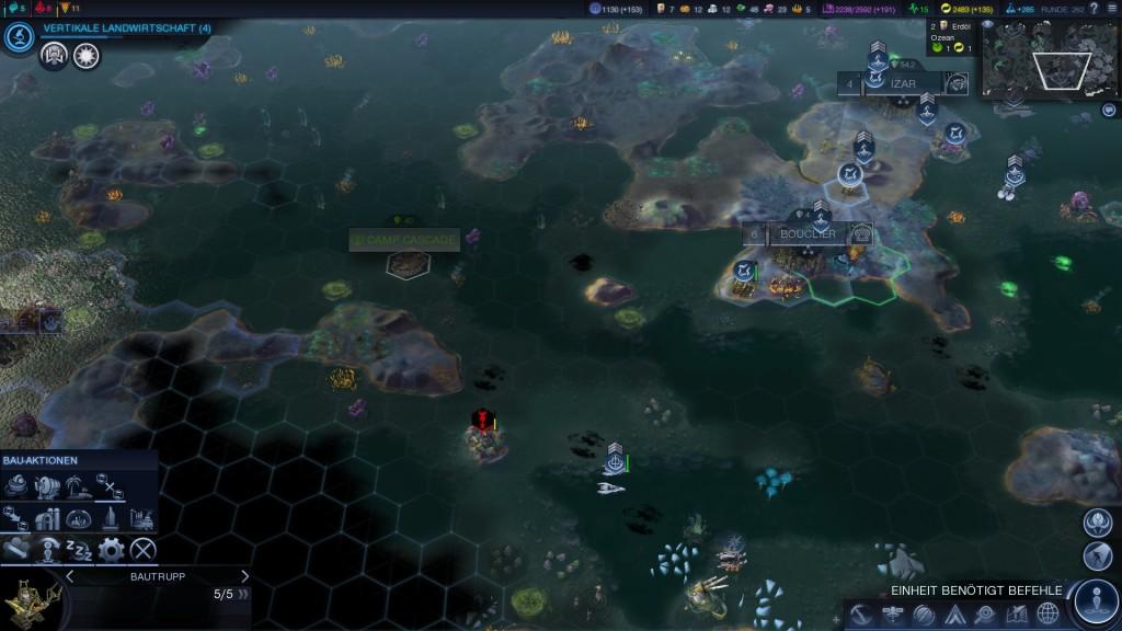 Civ Rising Tide Spielwelt